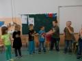 Andrzejki w klasach I-III