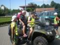 Rajd rowerowy klasy Vb