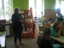Wizyta klasy VIb w Gminnej Bibliotece